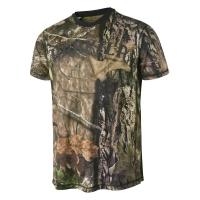 Футболка HARKILA Moose Hunter SS T-shirt цвет MossyOakBreak-up Country