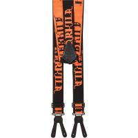 Подтяжки HARKILA Carl-August Braces F/Buttons цв. Orange