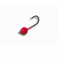 Джиг-Головка вольфрамовая CRAZY FISH розовый 0,75 г (4 шт.)