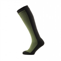 Носки SEALSKINZ Hiking Mid Mid Sock цвет Golden Moss / DK Olive