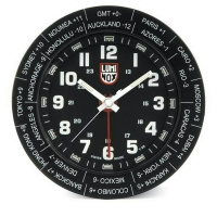 Настольные часы LUMINOX WORLD ALARM CLOCK A.LWAC.B