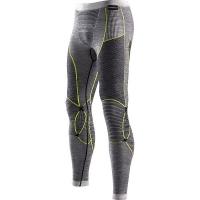 Термобрюки X-BIONIC Apani Merino By Man Uw Pants Long цвет Черный / Серый / Желтый