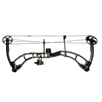 "Лук блочный QUEST Storm Package 23"" 60 Lbs 23-27 RH цв. Open Country"