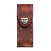 Чехол для ножа VICTORINOX Leather Belt Pouch для ножа 111 мм цвет Коричневый