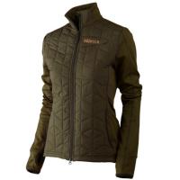 Куртка HARKILA Hjartvar Insulated Hybrid Lady Jacket цвет Willow green