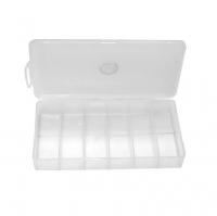 Коробка ТРИ КИТА СВ-1 для твистеров (6 отд.) (180*100*30мм)