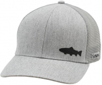 Кепка SIMMS Payoff Trucker цв. Trout Heather Grey