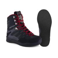 Ботинки забродные FINNTRAIL Speedmaster войлочная подошва 5201_N цвет черный