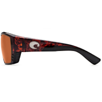 Очки COSTA DEL MAR Tuna Alley Readers 580 P +2.00 р. L цв. Matte Black цв. ст. Copper Mate превью 3