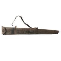 Чехол HARKILA Shotgun Slip in Leather цв. Shadow brown 135 см