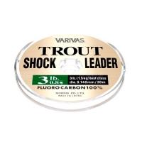 Флюорокарбон VARIVAS Trout Shock Leader 30 м # 1,5