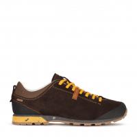 Ботинки треккинговые AKU Bellamont III Suede GTX цвет Dark Brown / Yellow 504.3-305-10 превью 5