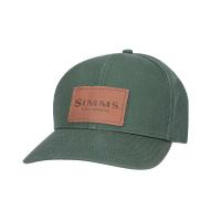 Кепка SIMMS Leather Patch Cap цв. Foliage