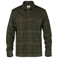Рубашка FJALLRAVEN Granit Shirt M цвет Green