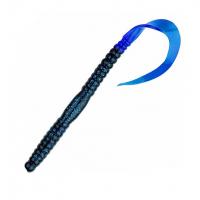 #405 - Black/Blue Glitter Tail