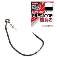 Крючок офсетный LUCKY JOHN Predator LJH356 № 4/0 (3 шт.)
