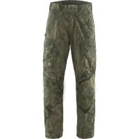 Брюки FJALLRAVEN Brenner Pro Trouser M цвет Green Camo