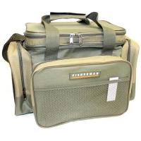 Сумка рыболовная с коробками FISHERMAN Ф37 сумка с коробками
