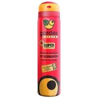 Аэрозоль GARDEX Extreme SUPER от комаров и клещей 80 мл
