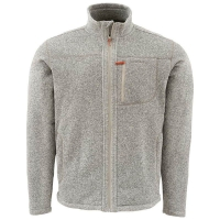 Куртка SIMMS Rivershed Sweater Full Zip цвет Cork