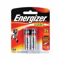 Батарейка ENERGIZER MAX Alk E91/AA BP2