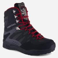 Ботинки забродные FINNTRAIL Speedmaster резиновая подошва 5200_N цвет черный