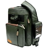 Сумка рыболовная GEECRACK Gee610 Safari Shoulder Bag цвет moss-green