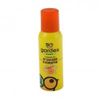 Аэрозоль GARDEX Baby от клещей и комаров на детс. одежду, 100 мл+50 мл в Подарок