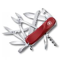 Нож VICTORINOX Evolution S52 85мм 20 функций цв. красный