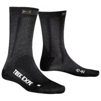 Носки X-BIONIC XS Trekking Expedition Short цвет черный