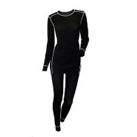 Комплект термобелья MONTERO Primaloft Hybrid Lady цвет Black