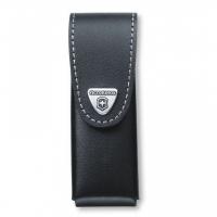 Чехол для ножа VICTORINOX для ножа 111 мм нат.кожа 4-6 уровней цвет черный
