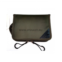 Кошелек NORIES Spoon Wallet Big цв. Olive