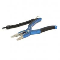 Плоскогубцы SPRUT Aluminum Fishing Pliers 190 цв. Rubber Blue