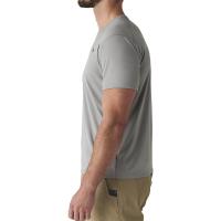 Футболка SITKA Basin Work Shirt SS цвет Granite превью 4