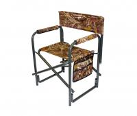 Кресло CAMPING WORLD Ahtuba (нагрузка 130 кг) цв. Камуфляж
