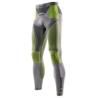 Термобрюки X-BIONIC Man Radiactor Evo Uw Pants Long цвет Стальной / Желтый