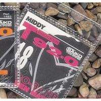 Крючок одинарный MIDDY T92-0 с тефлоновым покрытием (10 шт.) № 12