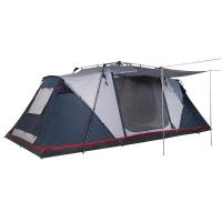 Палатка FHM Alcor 3 кемпинговая цвет Синий / Серый