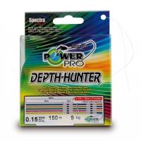 Плетенка POWER PRO Depth Hunter 300 м цв. разноцветный 0,06 мм