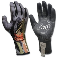 Перчатки рыболовные BUFF Sport Series MXS Gloves цвет Steelhead