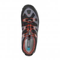 Ботинки треккинговые AKU Selvatica GTX цвет Black / Red превью 2