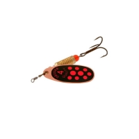 copper red dots
