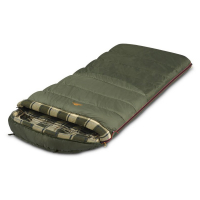 Спальный мешок ALEXIKA Tundra Plus цвет Оливковый