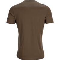 Футболка HARKILA Pro Hunter S/S цвет Slate brown превью 2