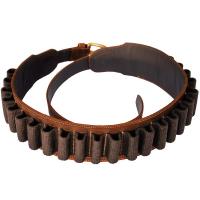 Патронташ MAREMMANO ML 502 Leather Cartridge Belt