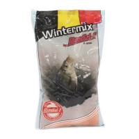 Прикормка MONDIAL-F Wintermix Bream Black Fluo 1 кг