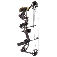"Лук блочный QUEST Radical Package 25"" 40 Lbs 18-30 LH цв. Realtree"