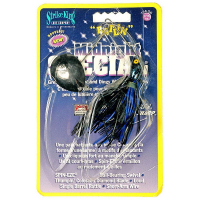 Спиннербейт STRIKE KING Midnight Special 12,25 г код цв. 91 цв. black blue / diamond