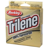Леска BERKLEY Trilene 100% Fluorocarbon New 50 м 0,30 мм